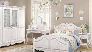 Спальня из коллекции мебели Джульетта в стиле Прованс.(Истинное очарование Прованса откроется Вам с мебелью для спальни «Джульетта». Непревзойденная нежность,..., 2016-10-24T12:16:56.000Z)