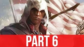 ASSASSIN'S CREED 3 REMASTERED Gameplay Part 6 - SEQUENCE 5 (100% synchronization)