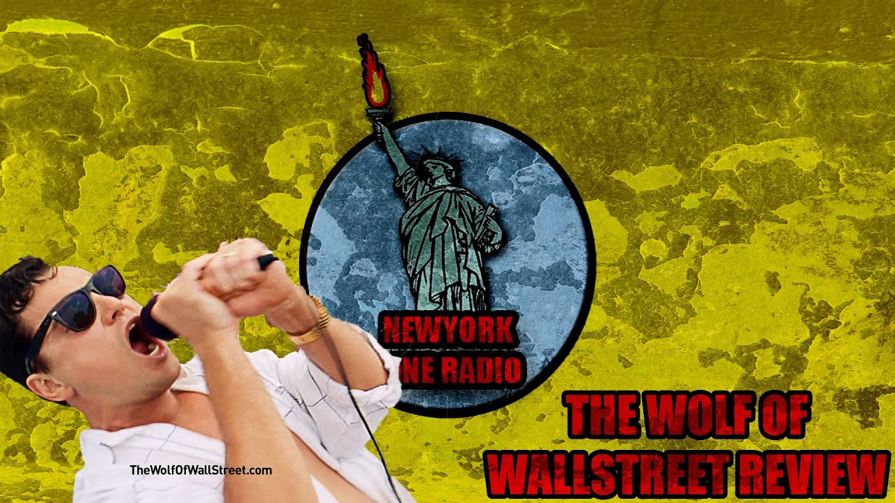 New York Cine Radio: Wolf of Wall Street and (Rotten Tomatoes) film critic  Felix Vasquez Jr  #102