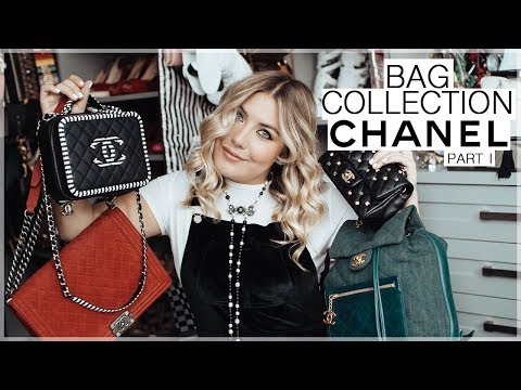 My Bag Collection - Chanel (Part I) | Conscience Coupable