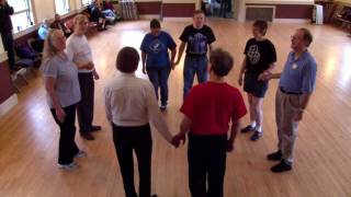 Square Dance patter tip with all dance programs