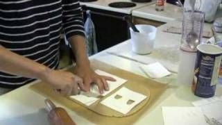Gingerbread House Lesson 1 How To Design And Make Bread