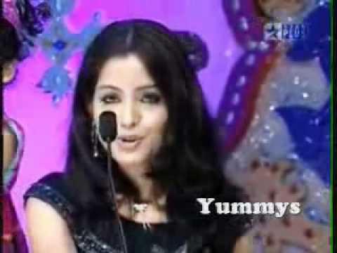 Kasturi Wins The Star Parivar Award While Karan Whisles