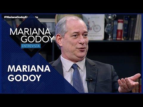 Mariana Godoy Entrevista com Ciro Gomes - 29/06/2018