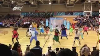 Disney Themed Routine - EPHS Diamond Dance Team
