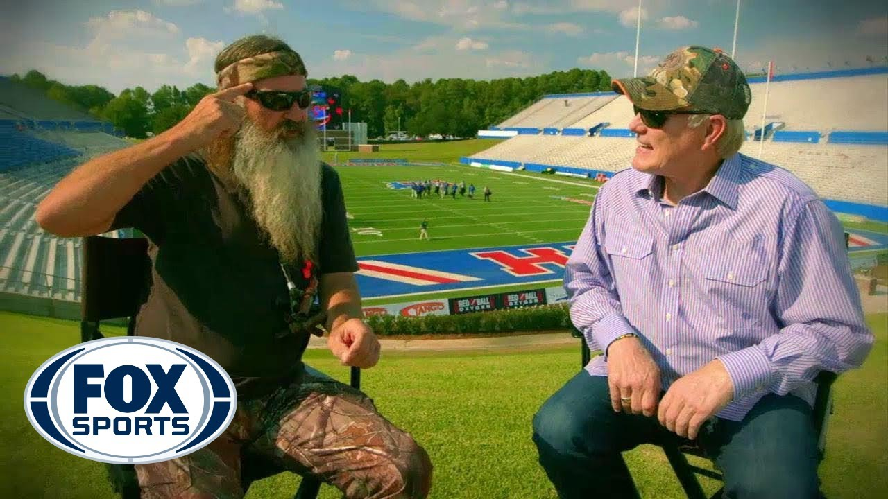 Terry Bradshaw and 'Duck Dynasty's' Phil Robertson ...