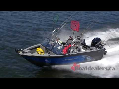 2017 Starcraft Fishmaster 210