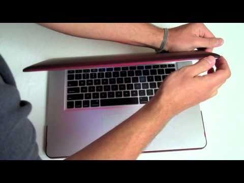 new style 6fddf b46cf Speck vs Incipio Macbook Pro case - YouTube