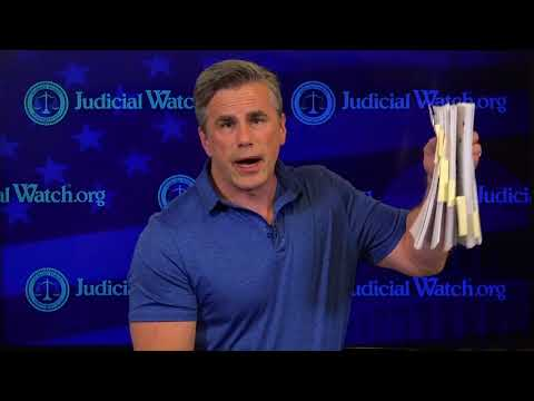 Tom Fitton: No Mueller Special Counsel w/o Clinton-DNC Dossier...SHUT IT DOWN!