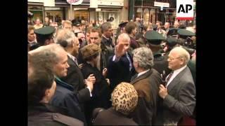 UK: JOHN MAJOR IN NEW YEARS HONOURS LIST