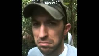 Dans la jungle ( avec Anjel et Luis)
