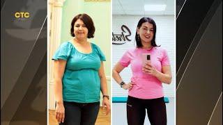 Как похудеть на 15 20 и даже 45 кг когда вам за 40 Узнаете сегодня в 17 00 и в 23 00 на СТС MEGA