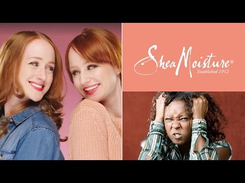 Shea Moisture Puts White People in Commercial; Black Twitter Gets Triggered (REACTION)