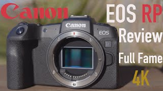 Canon EOS RP Hands On Review - Better Than You Think!