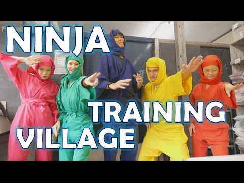 Koga Ninja Training Village | Shiga, Japan