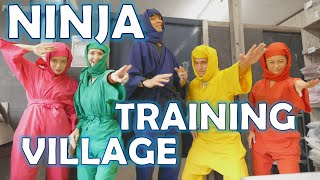 Koga Ninja Training Village | Shiga, Japan