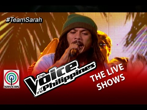 """The Live Shows """"Could You Be Loved"""" by Kokoi Baldo (Season 2)"""