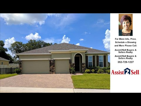 301 Lago Ln, Groveland, FL Presented by Assist2Sell Buyers & Sellers Realty.