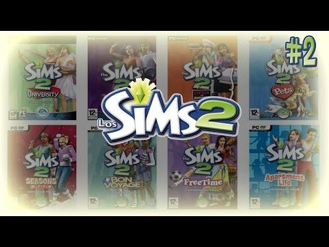 Los Sims 2: Colección definitiva | Parte 2 | Un poco del centro urbano