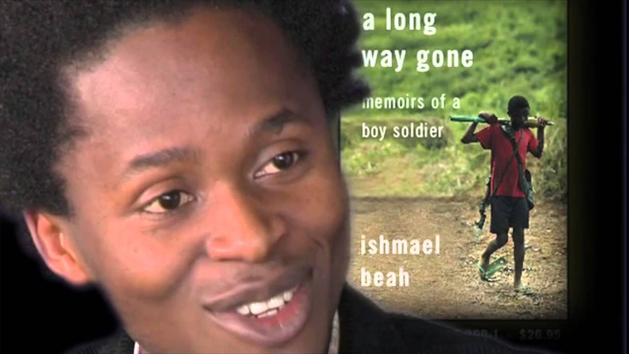 ishmael beah child soldier reflection Find helpful customer reviews and review ratings for a long way gone: memoirs of a boy soldier at amazon of ishmael beah's own journey as a child soldier.