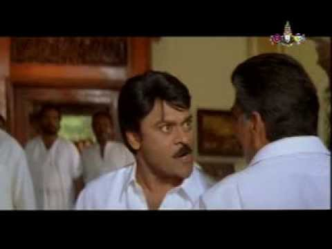 Powerful dialog from Chiru in Indra movie....