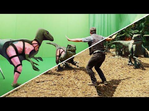 Hollywoodi Filmek Speciális Effektek ELŐTT ÉS UTÁN! thumbnail