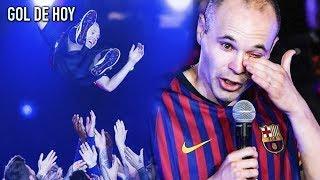 """Adiós entre lágrimas de Andrés """"EL CEREBRO"""" I ¿Armani a la Juve? I Resumen jornada"""