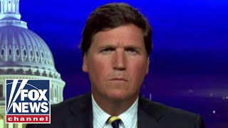 Tucker: Dems say Trump committed treason for answering a question