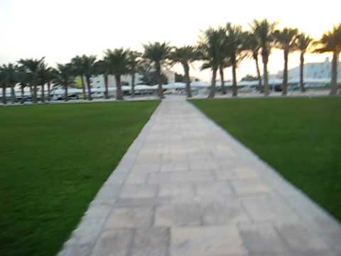 Walking Around Campus, Education City, Doha, Qatar