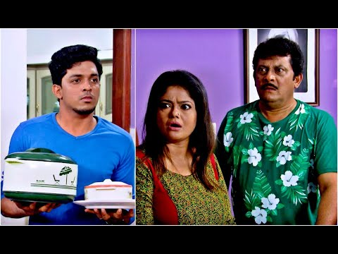 Thateem Mutteem l EPI - 62 Arjunan's house turns a ghost house! | Mazhavil Manorama
