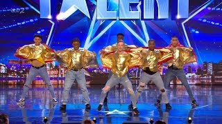 Britain's Got More Talent 2018 Equate Audition S12E02
