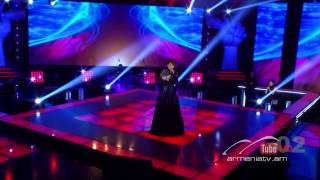 Армянская красавица Lali Sahakyan на  The Voice of Armenia 3Сезон