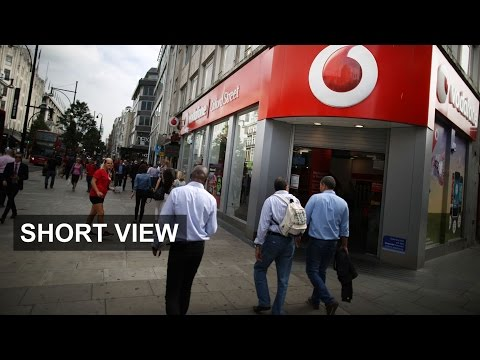 Vodafone joins dividend growers club   Short View