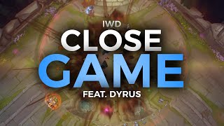 CLOSE GAME feat. Dyrus
