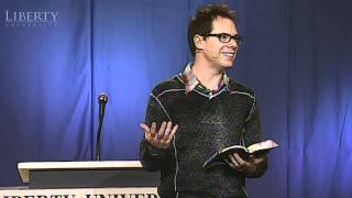 Jud Wilhite - Liberty University Convocation