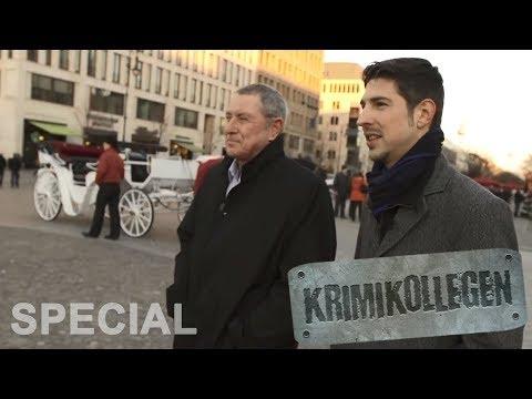 John Nettles (Inspector Barnaby) in Berlin || KrimiKollegen