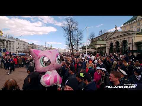 Helsinki May Day Celebration  2017 - HELSINKI VAPPU