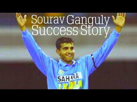 Saurav Ganguly  Biography | Story Of Saurav Ganguly | Best Batman Of India