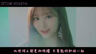 【繁體中字】IZ*ONE-VIOLETA 歌詞翻譯????MV版????【星野和日野】