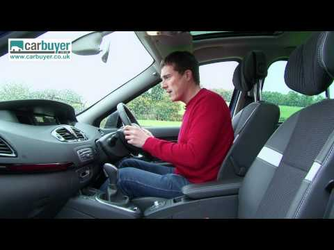 Renault Grand Scenic review - CarBuyer
