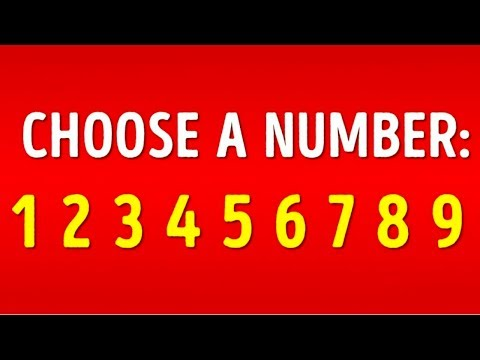 Thumbnail: THIS MATH TRICK WILL GUESS YOUR AGE