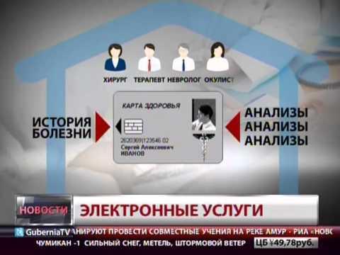 Новости. Электронная регистратура