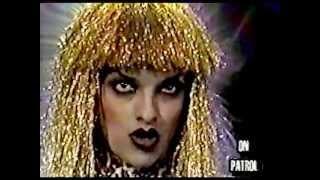 Nina Hagen - Zarah [ich weiß, es wird einmal ein Wunder geschehen] (video)