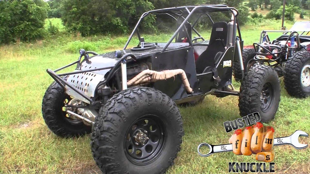 Kawasaki Ninja Powered Buggy Aka The Hornet Youtube
