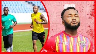 BLACK STARS VS ETHIOPIA TO BE PLAYED IN GHANA amp AWAKO UNHAPPY AT  HEARTS OF OAK