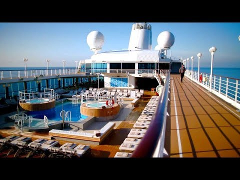 Life On Cruise Ship - Cruise Ship Documentary 2017