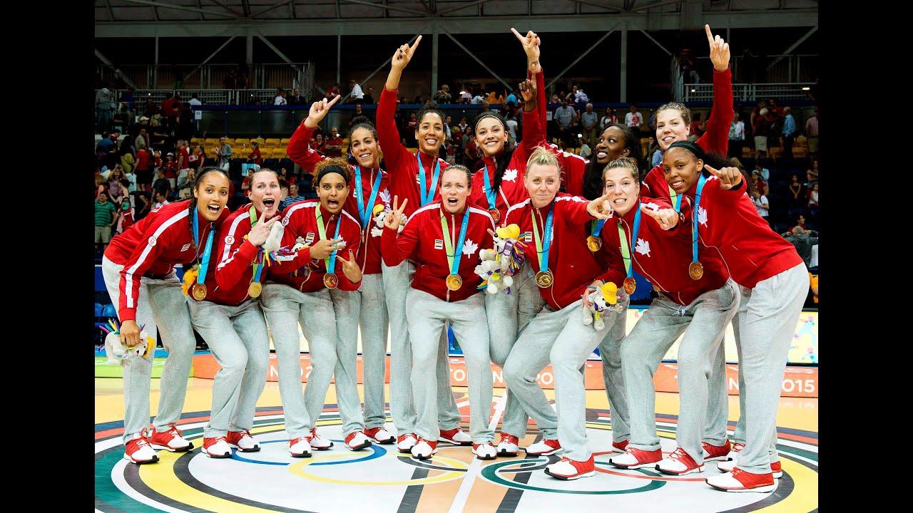 Women's basketball team wins 1st ever Pan Am gold ...