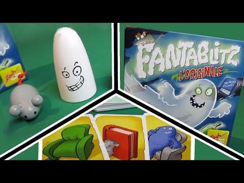 Fantablitz - Il fantasma dei RIFLESSI!