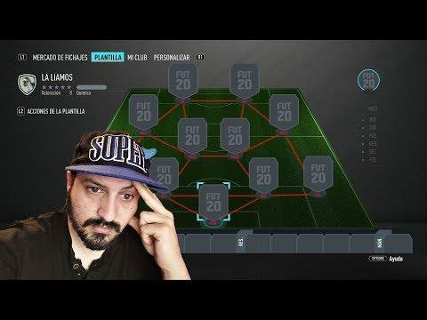 FIFA 20 | TENGO MUCHAS OPCIONES CUAL ES LA BUENA????????? | ESPAÑOL | DIRECTO