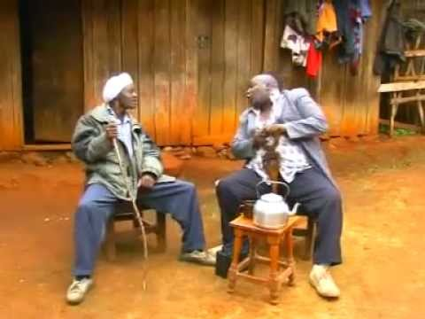 FULL- HILARIOUS COMEDY DUO- GITHINGITHIA AND NJARAMBA